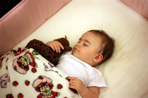 When Can Baby Sleep With A Blanket?