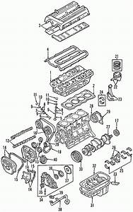 2001 Kia Sportage Engine Diagram