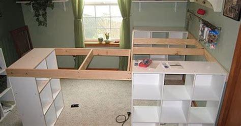 construire un bureau construire un bureau de scrap avec 3 casiers et deux plans