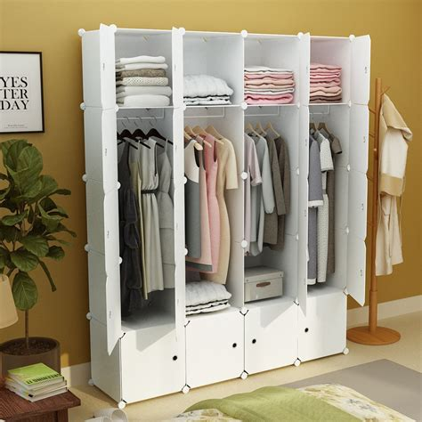 Closet Buy by Portable Clothes Closet Wardrobe Bedroom Armoire Storage