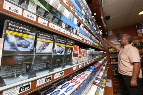 bureau de tabac prix le prix du paquet de cigarettes devrait encore augmenter matin