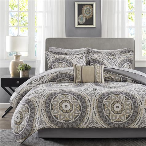 complete bedroom sets with mattress park essentials serenity complete bed and sheet set
