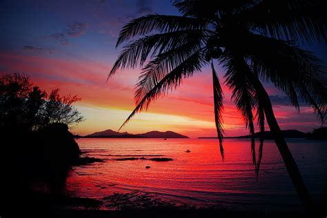 Fiji Islands Beaches Sunset Pictures to Pin on Pinterest ...