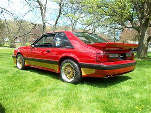 1988 Ford Mustang Saleen Fox Body for sale: photos, technical specifications, description