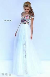 sherri hill 50151 the boho gown prom dress