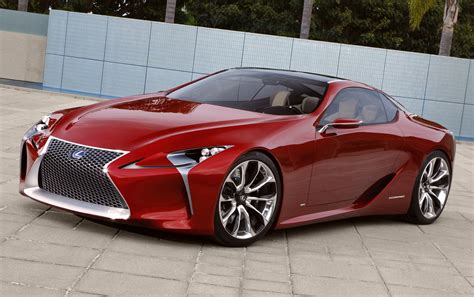 Lexus Debuting Brand New Coupe In Australia Clublexus