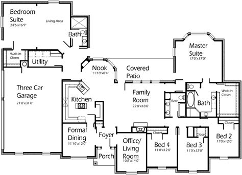 home plans with in suites inspiring ranch house plans with inlaw suite images best