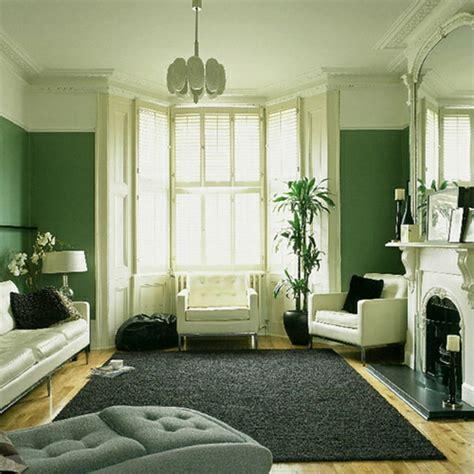 wohnideen wohnzimmer braun grn gruene wandfarben idee