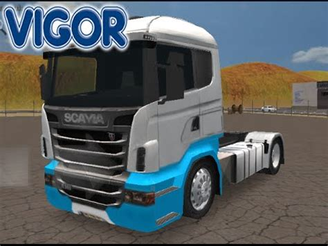 grand truck simulator scania r360 skin vigor grand truck simulator scania r360 skin vigor
