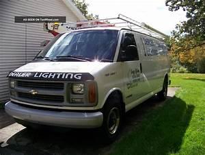 1999 Chevy Express 3500 Cargo Van