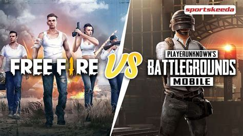 It will be interesting to see in the future if free fire actually makes some better changes and becomes better than their competitor pubg mobile. PUBG Mobile vs Free Fire: Which game is better for 3 GB ...