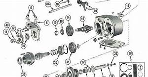 Transfer Case Dana 300 Exploded View Diagram The Dana 300 Is Found In 1980
