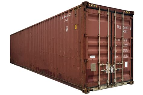 40' High Cube Shipping Container For Sale  Container Monster