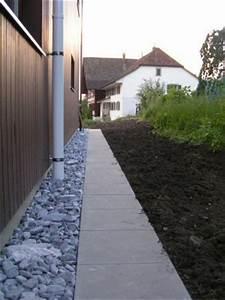Spritzschutz Ums Haus Wie Tief : hausbau in stettfurt umgebungsarbeiten ~ Eleganceandgraceweddings.com Haus und Dekorationen