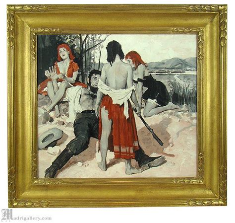 james meese oil painting  female male domination famous