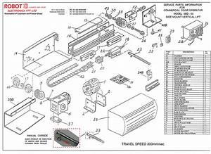 Vertical Lift Coolroom And Freezer Door Opener Model Sbd
