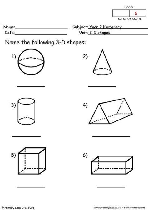 images   views worksheet  shapes worksheets grade  cone net cut