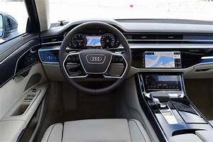 New Audi A8 2017 review - pictures   Auto Express