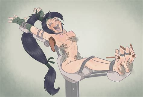 Akali Tickled By Wtfeather Hentai Foundry