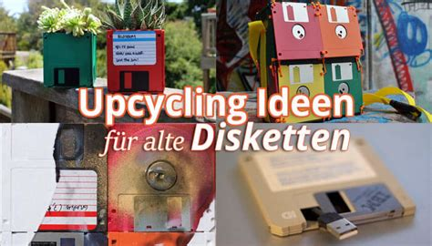 3 5 zoll diskette retro 6 upcycling ideen f 252 r alte 3 5 zoll floppy disks