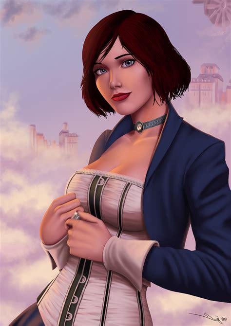 The Big Imageboard Tbib 1girl Bioshock Bioshock