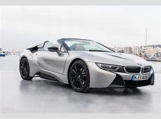 BMW i8 Roadster First Edition Begins Rolling Out of