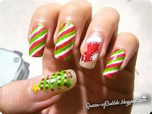 Cute & Easy Christmas Nail Art Designs & Ideas 2013/ 2014 ...