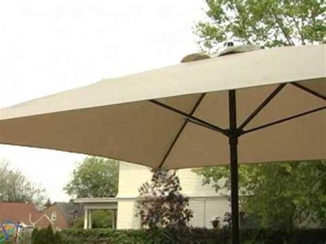 coral coast 6 ft square patio umbrella product review