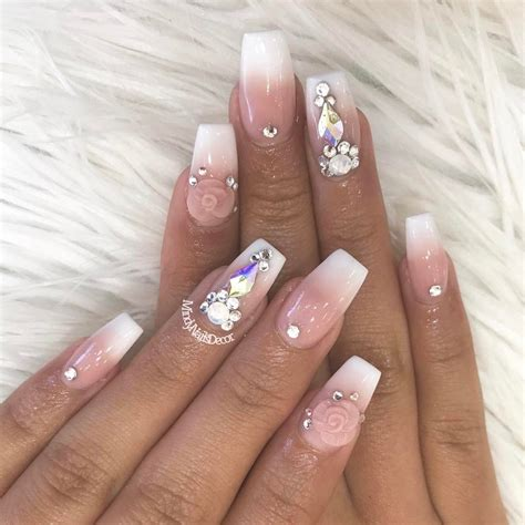 wedding nails images wedding dress decoration and refrence