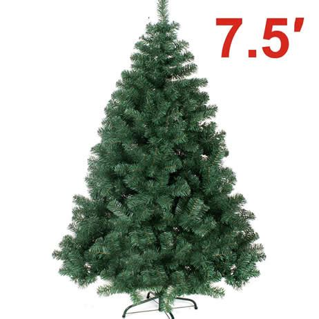 artificial unlit christmas tree unlit artificial christmas trees 2842