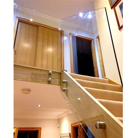 Find a glass balustrade at Apex Glass and Glazing Dundee