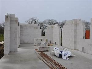 construire rt2012 et passif avec le beton cellulaire With maison en siporex prix