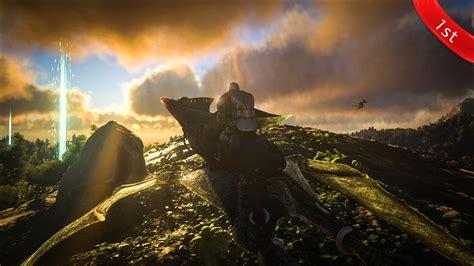 ark survival evolved jurassic ark day