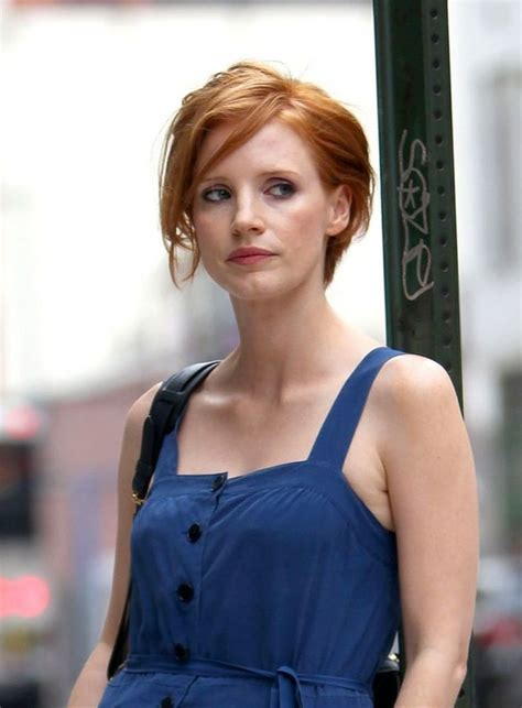 jessica chastain hairstyles celebrity latest hairstyles