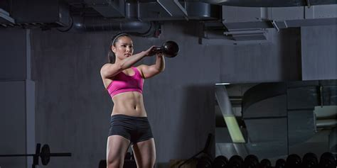 kettlebell workout self swing swings form tips