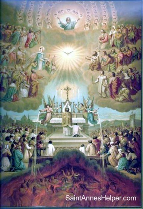 purgatory    baltimore catechism