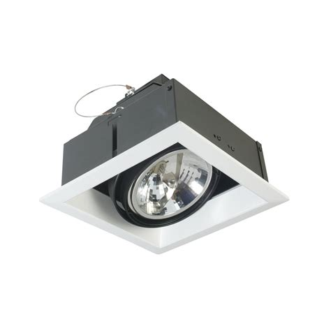 eurofase lighting te101 square recessed lighting kit atg