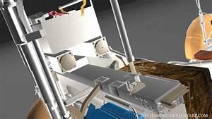 NASA LRV (Lunar Rover) 3D Model - YouTube