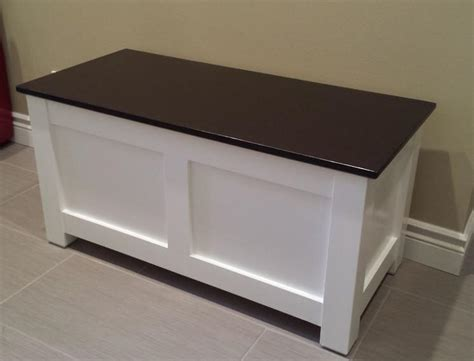 homemade entryway storage bench diyideacentercom