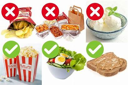 Snacks Weight Lose Should Night Loss Late