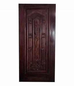 Buy Harmony Decor Dark Brown Door Online at Low Price in