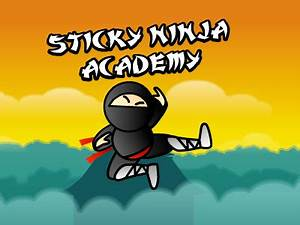 Sticky Ninja Academy Jigsaw Puzzle Coolmath Games