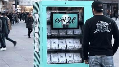 Vending Machine Shirts Shirt Sells Why Social