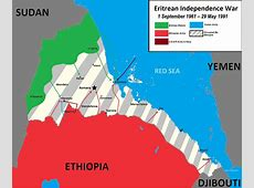 Eritrean War of Independence Wikipedia