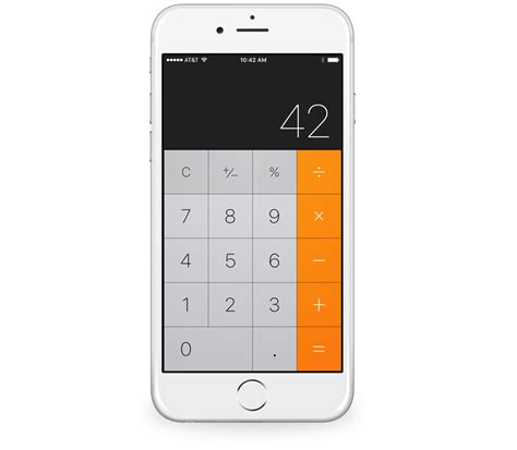calculator app for iphone the best calculator app the sweet setup