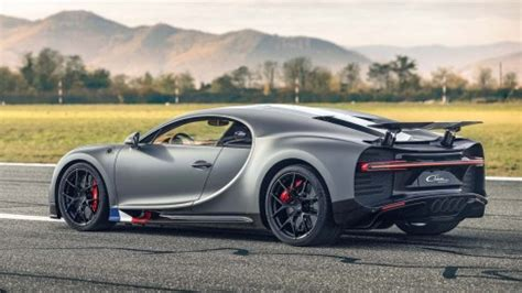 """Bugatti bolide concept is a 1,825 hp 300 mph track weapon this is what happens when bugatti is let off the leash and decides to built the ultimate hypercar. The Bugatti Chiron Sport """"Les Légendes du Ciel"""" is a fighter-jet tribute for the road - AutoBuzz.my"""