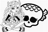 Monster Coloring Pages Printable Characters Rzr Monsters Scary Drawing Filminspector Abbey Halloween Getdrawings Nice Character Mermaid Ever sketch template