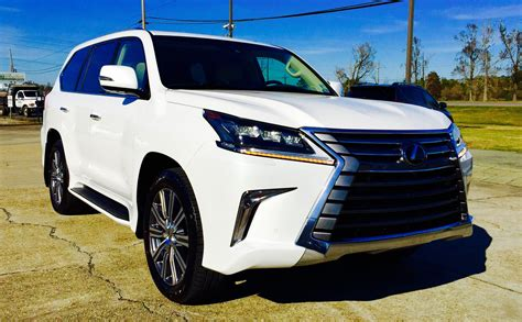 Review Lexus Lx 2016 lexus lx 570 review start up exhaust