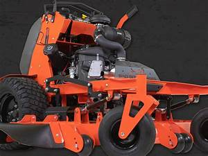 Stand Up Zero Turn Lawn Mowers  Commercial Mower