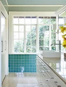 A, Fresh, Bright, Bathroom